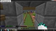 Minecraft Gameplay вав server Bloodycraft-bg 1.5!
