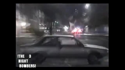 !the Night Bombers! 3 (la calle) demo trailer dvd video graffiti mexico