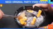 Check out why food illusions are the future of party food