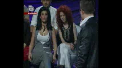 Music Idol 3 - Невена Отбора на Тома пееше фалшиво