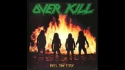 Overkill - Blood And Iron