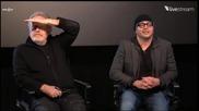 Ридли Скот и Деймън Линделоф отговарят на въпроси относно Prometheus (2012) + Trailer