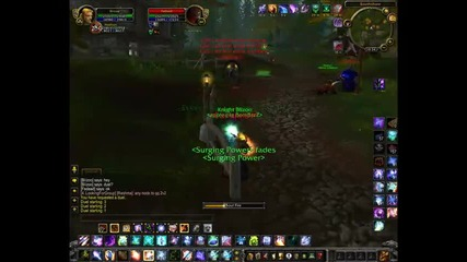 Destruction Warlock vs Affiction Warlock