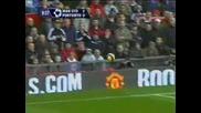 Манчестър Юнайтед 2 - 0 Портсмут (к.роналдо)