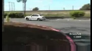 Bmw E60 M5 Burnout