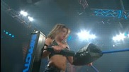 Tna Slammiversary 2011 / Mickie James Vs. Angelina Love [ Tna Women's Knockout Championship ]