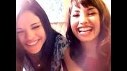 Demi And Selena {1}