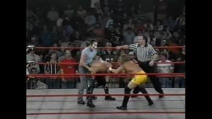 N W A T N A 05.11.2003 - Julio Dinero & Cm Punk vs. Kid Kash & Lazz
