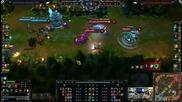 League of Legends Showmatch Crossfire Gaming vs. Obicham Pyrjoli - Afk Tv Еп. 14 част 4