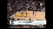 """Загуба за """"Маями"""" от """"Ню Йорк"""" в НБА"""