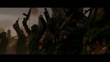 World in Conflict:soviet Assault Treiler (началото част 1)