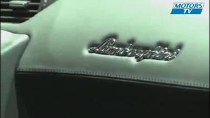 Lamborghini Aventador Geneva Motorshow 2011
