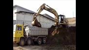 Изкопни работи - Строймашинженеринг Еоод - Варна
