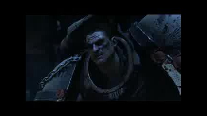 Warhammer 40k Dawn of War 2 - Official Leipzig Trailer