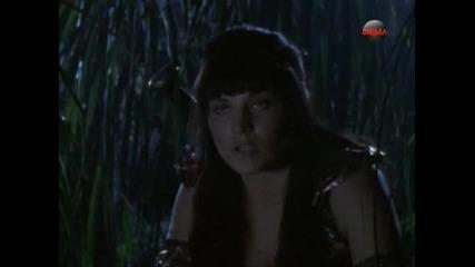 Зина - Принцесата войн - Сезон 01 Епизод 10 Бг Аудио