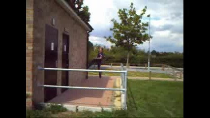 Parkour And Freerun And Music