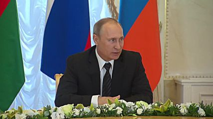 Russia: Putin leads trilateral talks on Nagorno-Karabakh conflict