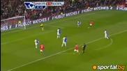 Manchester United 7 - 1 Blackburn 27.11. Петзвезден Бербатов
