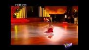 Vip Dance 16.11.2009 Танцът на Симона Пейчева