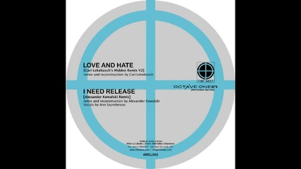 Octave One - Love & Hate
