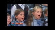 Martina Pirovano ~ Silenzio (54 Zecchino D`oro)