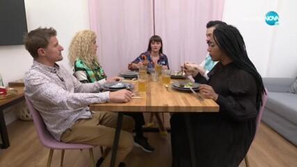 """Рут Колева посреща гости в """"Черешката на тортата"""" (12.02.2021)"""