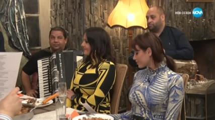 """Николина Чакърдъкова посреща гости в """"Черешката на тортата"""" (07.02.2020)"""
