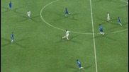 Реал Мадрид - Челси - Фантастичен гол на Кристиано Роналдо Pes Bul Mod 7 :)