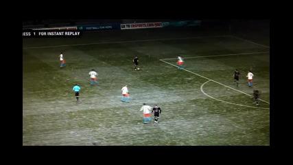 Ola Toivonen vs Hsv ( Fifa 12)