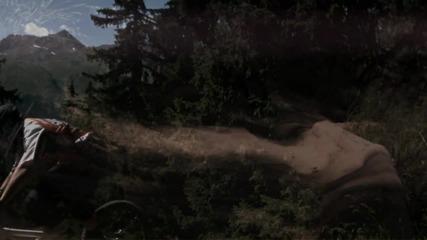 7.9 Secs Of Mountain Bike In Slow Motion