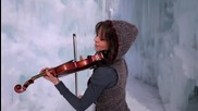Красота! Lindsey Stirling - Crystallize ( Dubstep Violin Original Song )