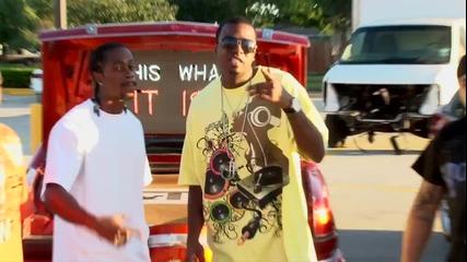 Rasheed feat V-nice - My Memphis Woofers