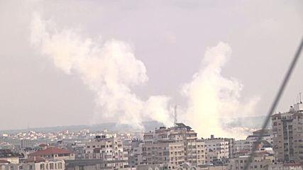 State of Palestine: Israeli military resumes airstrikes on Gaza Strip