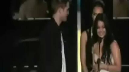 2010 Mtv Movie Awards:най - добро мъжко изпълнение - robert pattinson