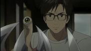 Kiseijuu: Sei no Kakuritsu - 05 [ Eng Subs ] Parasyte the Maxim