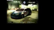 Nfs Most Wanted Carrer Cars!!