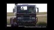 Top Gear - Много Яки Номера с Кола!!! Удивително!!!!!