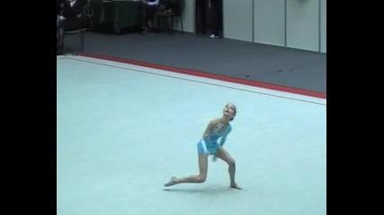 Стефани Кирякова-въже-2012г.
