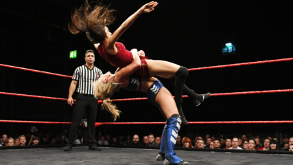 Jinny vs. Millie McKenzie - U.K. Women's Championship Tournament Quarterfinal Match: NXT UK, Nov. 14, 2018