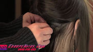 Europe Hairs - премахване на стари стикери за коса