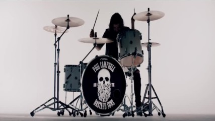 Phil Campbell & The Bastard Sons - Dark Days ( Official Video)