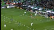 Спортинг лисабон 0 - 0 Волфсбург ( 26/02/2015 ) ( лига европа )