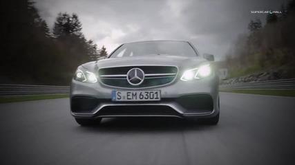 Бруталната мощ от Mercedes - benz E 63 ///// A M G S