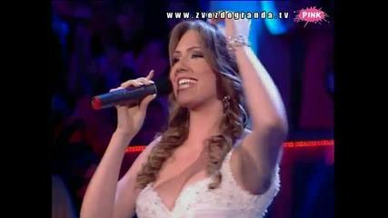 Marija Marčeta - Zaboravi (Zvezde Granda 2010_2011 - Emisija 22 - 05.03.2011)