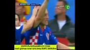 Ексклузивно!!!хърватите направиха невъзожното!!!вкарват втори гол на Германия.евро 2008 12.06.2008 H