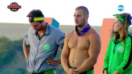 Игри на волята: България (05.12.2019) - част 3: Кой отива на финал?