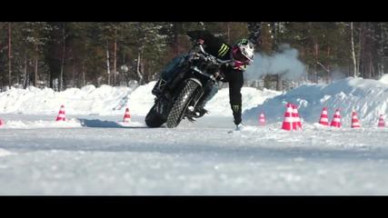 Страхотни drift уемения с мотор