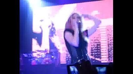 Avril Lavigne В Мюнхен 17.06.08