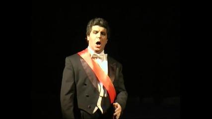 Kostadin Andreev, tenore, Giuseppe Verdi, Un Ballo In Maschera, aria di Riccardo