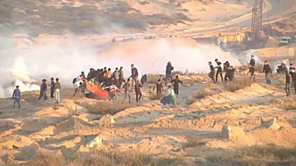 State of Palestine: 24 injured at coastal march against Gaza blockade